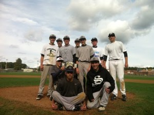 2012 Plainsmen World Series Champions - Grey