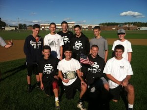 2012 Joe Bruno Challenge Champs - Time of 6:57